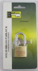 30mm long shackle padlock