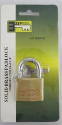 40mm brass padlock