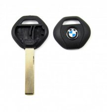 BMW key shell