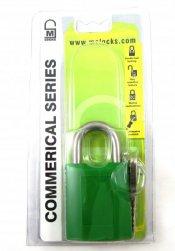 Green 45mm Padlock