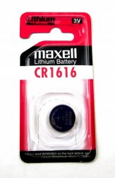 CR1616 Coin battery