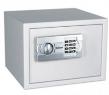 Electronic plate steel safe