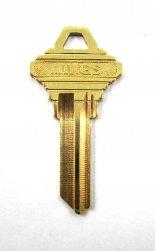 SH3 5 pin key blank