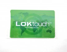 LOKtouch User Card