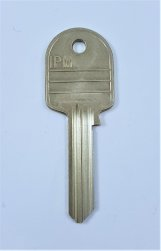 IPM Key blank