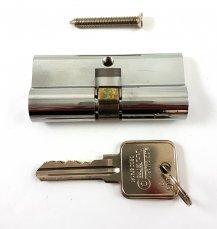 Security door 6 pin cylinder