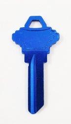 SH3 Blue key blank