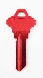 SH3 Red key blank